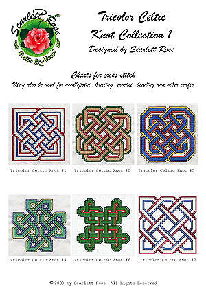 Pattern: Celtic Twist - McCall's Quilting
