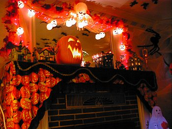 halloween 2003 - Halloween Room