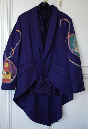 Front of the Anime Tailcoat.