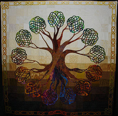 Celtic Tree by DJ Berger